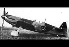 Picture of the Martin-Baker MB.3