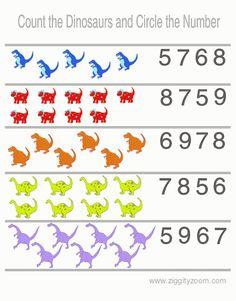A fun way to learn numbers in English. ESL / EFL / ESOL