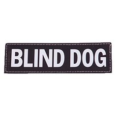 EzyDog Side Patch for Convert Harness, Blind Dog, Small >>> Check this awesome product by going to the link at the image. (This is an affiliate link) Dog Itching, Dog Dental Care, Dog Training Pads, Dog Food Storage, Dog Shower, Dog Shedding, Dog Id Tags, Dog Eyes, Dog Diapers