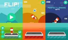 Flat Iphone Game Design on Behance