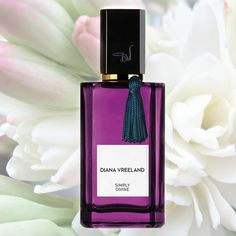 """The Sexiest Summer Perfumes - Diana Vreeland Parfums, Simply Divine ($185). """"A hundred years ago, tuberose was considered so seductive that unmarried girls weren't allowed to walk unaccompanied in gardens where it bloomed."""""""