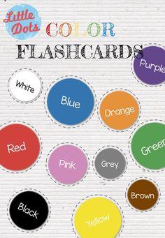 Free Color Flashcards Printable Kindergarten Math Activities, Free Preschool, Preschool Printables, Free Math, Preschool Shapes, Kindergarten Class, Color Flashcards, Math Books, Color Activities