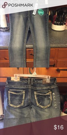 Jeans Brand new jeans. Slim boot cut. Flex denim. Very comfy. Maurices Jeans Boot Cut