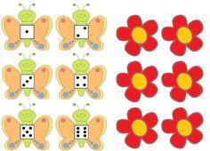 Matematyczne motyle- zabawy, dzięki którym dziecko nauczy się liczyć, dodawać i odejmować