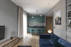 Apartment Interior In Basanavicius Street - Picture gallery