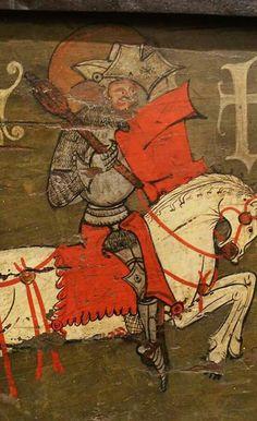 From Turin, Italy, 1380.