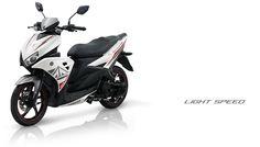 harga motor yamaha aerox 125 LC3