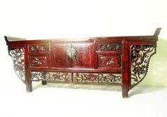 Antique Chinese Petit Altar (5793), Circa 1800-1849