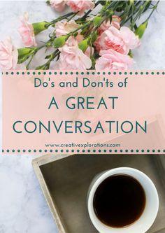 the lost art of good conversation pdf