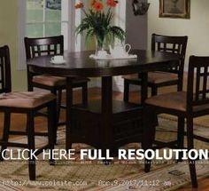 Kincaid Stonewater Tall Dining Table Kincaid Stonewater Tall