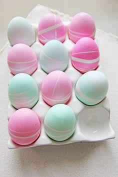 { DIY } 30 idées créatives pour sa décoration de pâques - part 1 | www.decocrush.fr: