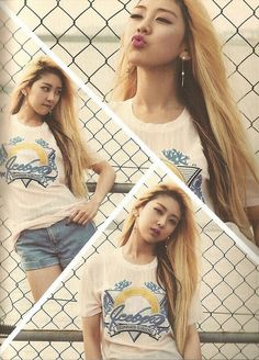 Kpop Girls, Angel, Artists, Pure Products, T Shirts For Women, Chic, Lady, Pretty, Beauty