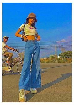 Indie Outfits, Teen Fashion Outfits, Retro Outfits, Cute Casual Outfits, Girl Outfits, Indie Clothes, Girl Fashion, Mode Indie, Mode Hipster