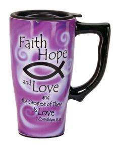 Spoontiques Faith Hop Love Travel Mug, Purple Spoontiques,http://www.amazon.com/dp/B001TIQ8R6/ref=cm_sw_r_pi_dp_PxJftb17P4RW217Z #bygracethroughfaith