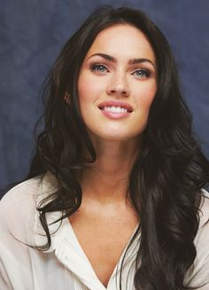 Megan Fox - her hair!