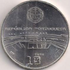 Wertseite: Münze-Europa-Südeuropa-Portugal-Euro-10.00-2006-Futebol Alemanha