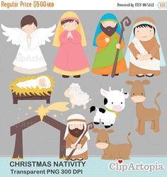 Nacimiento de navidad para uso personal y comercial