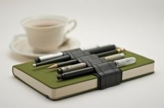notebook! Smart idea.