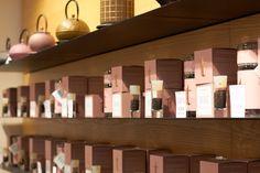Toller Teeladen in der Langen Reihe in Hamburg - T. BOUTIQUE & T.BAR