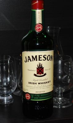 Jameson  Vs Bushmill's coming up in Game 2 of Booze Tourney on March 25th, 2013. Still time to fill out your bracket on our FB page :)