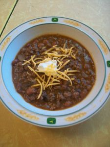 Brian Haines Chili – Meals with Margaret Tomato Free Chili Recipe, Chili Recipe No Tomatoes, Chili Recipes, Crockpot Recipes, Soup Recipes, Cooking Recipes, Family Recipes, Recipies, Nightshade Free Recipes