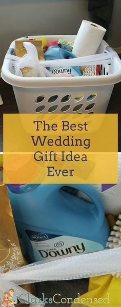 The Best Wedding Gift Idea Ever #ProtectClothesYouLove