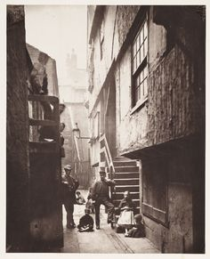 Close, No 28 Saltmarket, 1868