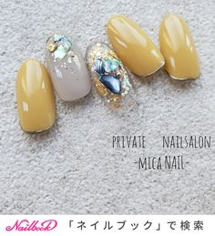夏/オールシーズン/シェル/クリア/イエロー - -MICA NAIL-のネイルデザイン[No.4310198]|ネイルブック Japanese Nail Design, Japanese Nails, Classy Nails, Cute Nails, Japan Nail Art, Korea Nail, Hello Kitty Nails, Stiletto Nail Art, Red Nail Designs