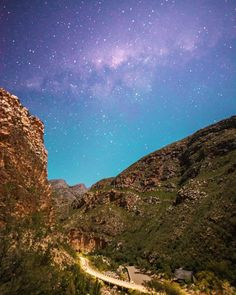 The road trip to Graaff Reinet has been incredible- something can be said about taking the long route and stopping along the way to enjoy the view. Tonight we drove through an incredible valley lite up by the moon light and Milky Way. here Is the shot I got.  W/ @natassjy and @chrisjanschultz  #meetsouthafrica @southafrica Instawalk  Ps Who's in Graaff Reinet ??? by craighowes