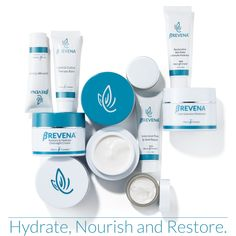 Brevena skin care products hydrate, nourish and moisturize all skin types for healthier skin for a radiant glow. 60 Day Challenge, Love Your Skin, Beauty Industry, Anti Aging Skin Care, Dry Skin, Healthy Skin, The Balm, Moisturizer, Fragrance