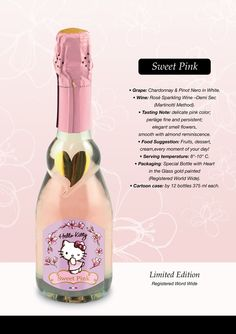 Hello Kitty Wine by Torti