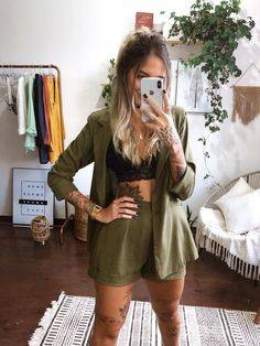 Boho Outfits, Pretty Outfits, Summer Outfits, Cute Outfits, Fashion Outfits, Look Fashion, Urban Fashion, Teen Fashion, Fashion Design