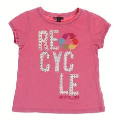 Recycle! that what we've been saying!