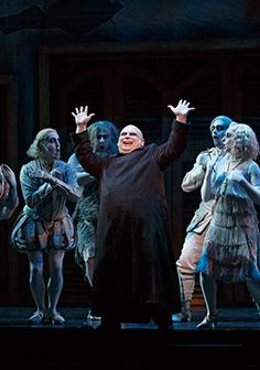 The Musical Comedy The Addams Family Brings Lunatic Laughter To The Academy of Music, Starting March 19