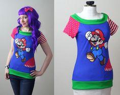 Super mario streetwear