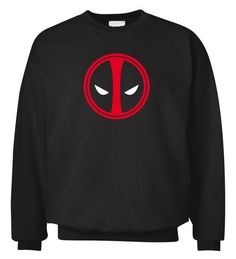 Deadpool - Sweatshirt Hip-Hop Style for Men