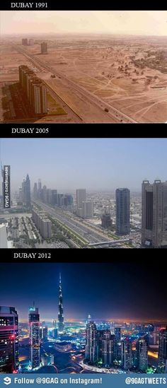 Dubai speed-building