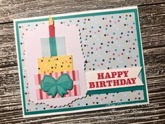 Diy And Crafts, Arts And Crafts, Paper Crafts, Stampin Up Paper Pumpkin, Pumpkin Cards, Card Kit, Stamping Up, Anniversary Cards, Stampin Up Cards