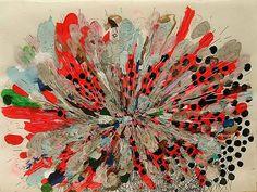 Explosion #6: Nina Bovasso- beautiful.