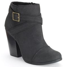 LC Lauren Conrad Ankle Boots - Women adorable and so affordable:)