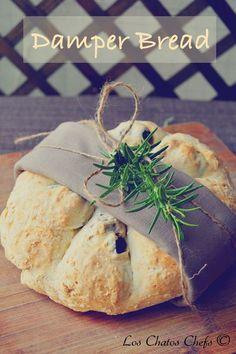 Damper bread