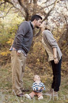 Parent's Kiss photo