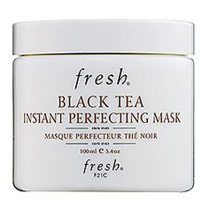 What it is:An intense hydrating treatment mask.What it is formulated to do:Fresh Black Tea Instant Perfecting Mask, with its velvety whipped texture, immediately reveals softer, more supple, younger-looking skin. Skin is left healthier looking and mo