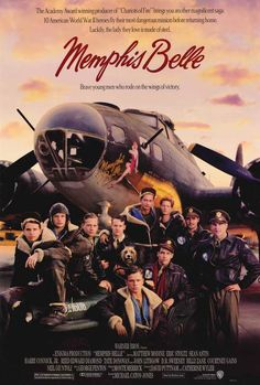 Directed by Michael Caton-Jones. With Matthew Modine, Eric Stoltz, Tate Donovan, D. In the crew of a based in UK prepares for its and last bombing mission over Germany before returning home to the USA. Eric Stoltz, Matthew Modine, B 17, Hd Movies, Movie Tv, Belle Movie, Memphis Belle, War Film, Shopping