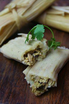 Tamales Verde...Cinco de Mayo.