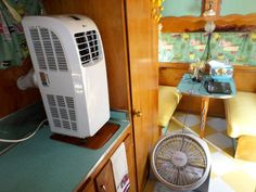 Hidden Air Conditioner In 1968 Serro Scotty Restoration By