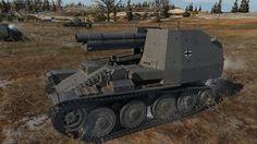 WoT Grille | 8 kills - Erlenberg