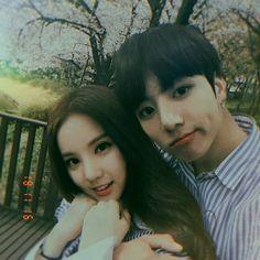 Gfriend And Bts, Bts Twice, Jung Eun Bi, Kpop Couples, Bts Imagine, Foto Jungkook, Korean Couple, Ulzzang Couple, G Friend