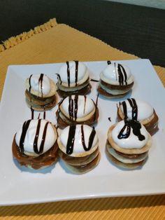 mini rogel, rogelitos, tortas, dulces, cumpleaños, cupcakes, minicakes, muffins, desayunos, bandejas, souvenirs