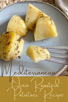 This recipe creates a potato with a creamy melt in your mouth texture that is moist and tender. A few simple ingredients from your pantry and you are an hour away from the perfect potato side dish. fitasaifddlelife.com Roasted Potato Recipes, Oven Roasted Potatoes, Potato Side Dishes, Fodmap Recipes, Low Fodmap, Pantry, Food Ideas, Texture, Simple